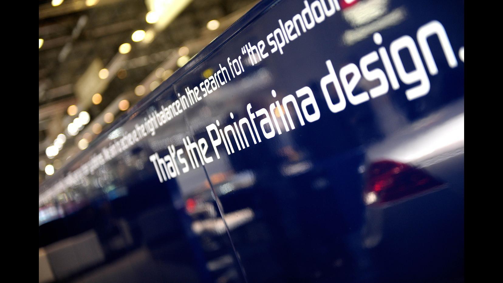 Pininfarina: C'è interessa Mahindra, ma nessun accordo di acquisto