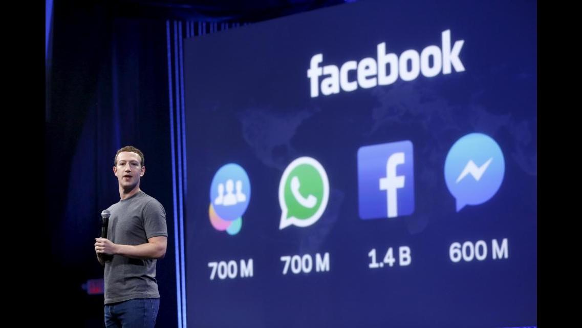 Facebook si potenzia: video a 360° ed e-commerce su Messenger