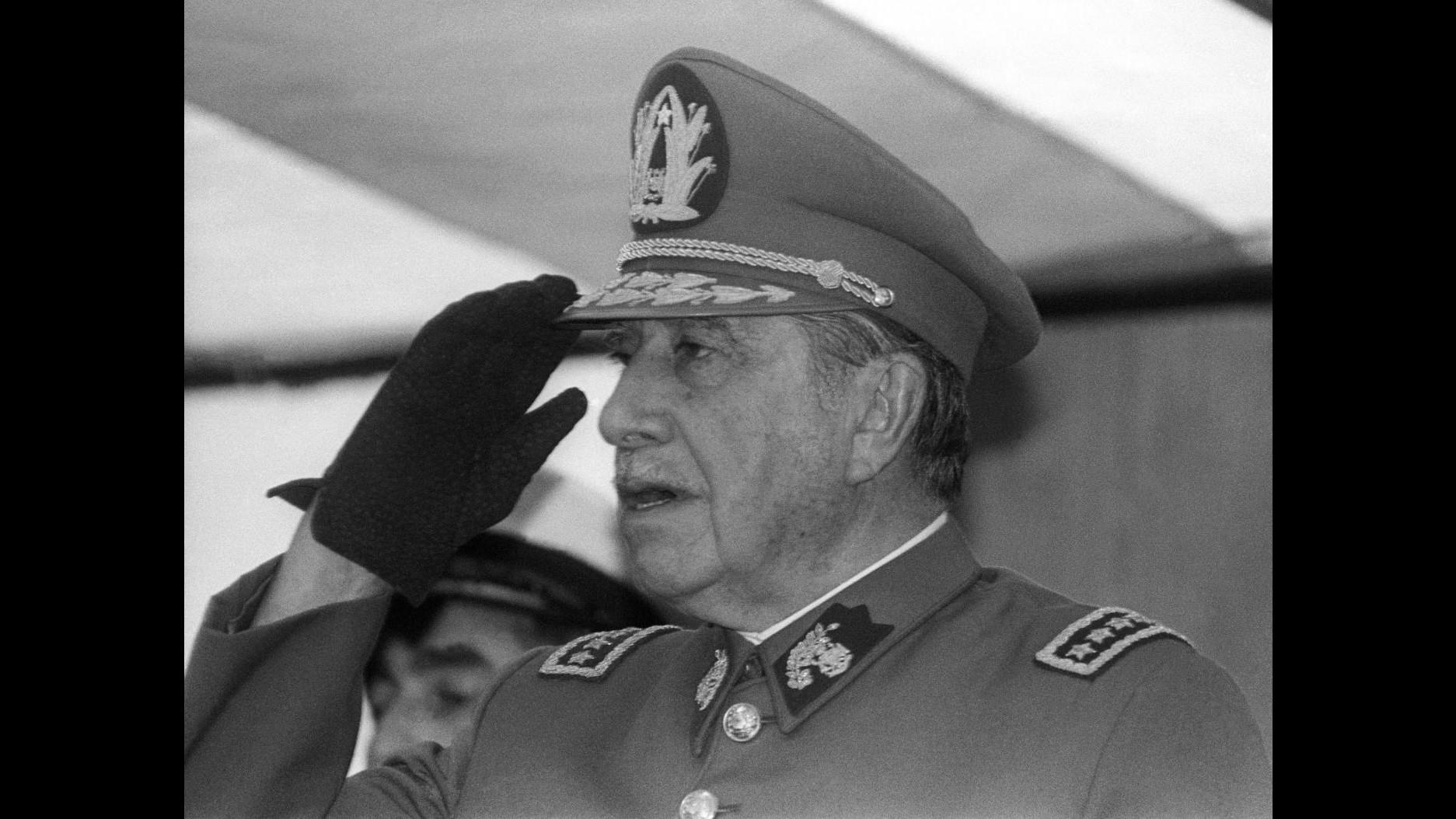 Morto in Cile il generale Contreras. Guidò la polizia segreta di Pinochet