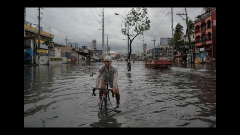Taiwan, tifone Soudelor: milioni senza elettricità, 6 morti