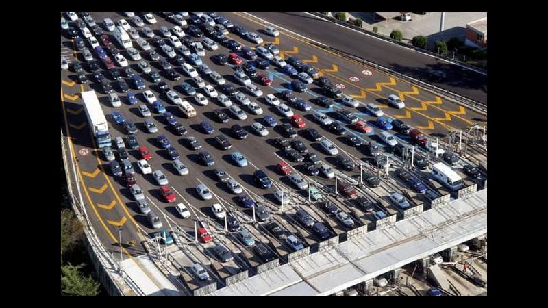 Estate, Viabilità Italia: giornata da bollino nero sulle strade