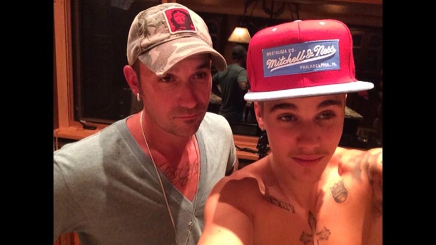 Tale padre tale figlio: Jeremy Bieber canta su Instagram