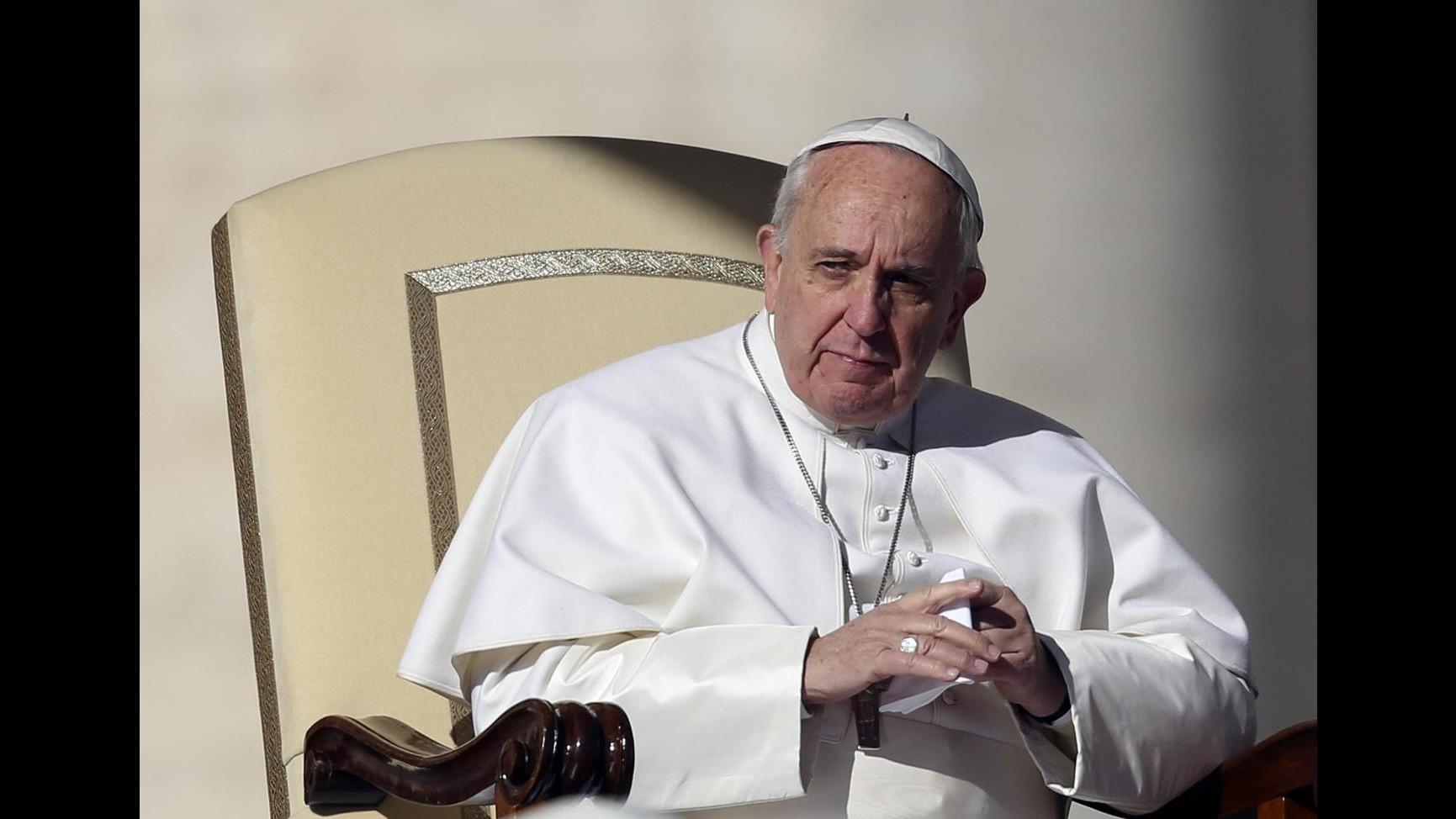 Toaff, Papa: Fu grande uomo di pace e dialogo