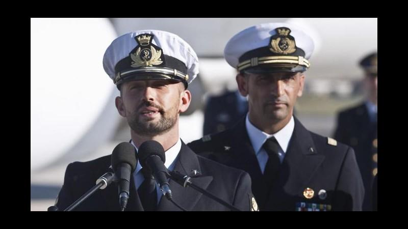 Marò, Italia: Bene stop a giurisdizione India