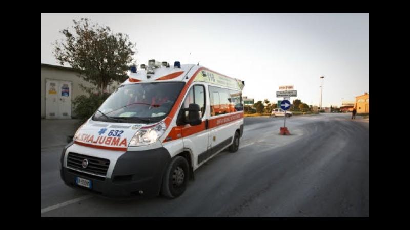 Perugia, incidente mortale sulla ss 685, muore motociclista
