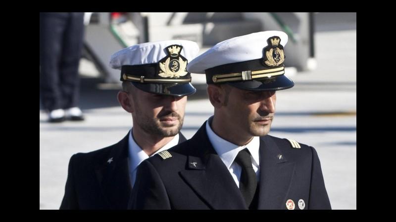 Caso Marò, Tribunale del mare : stop ai procedimenti giudiziari in corso