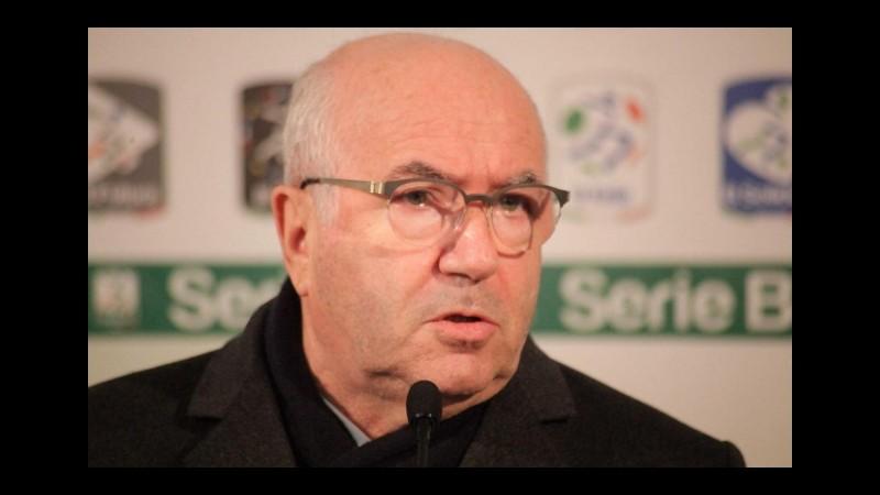 Tavecchio: Nel giro di 4 anni club con bilanci in pareggio