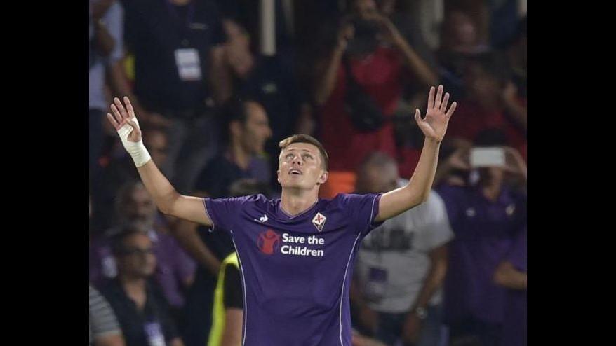 Ilicic: Fiorentina con Paulo Sousa è più concreta
