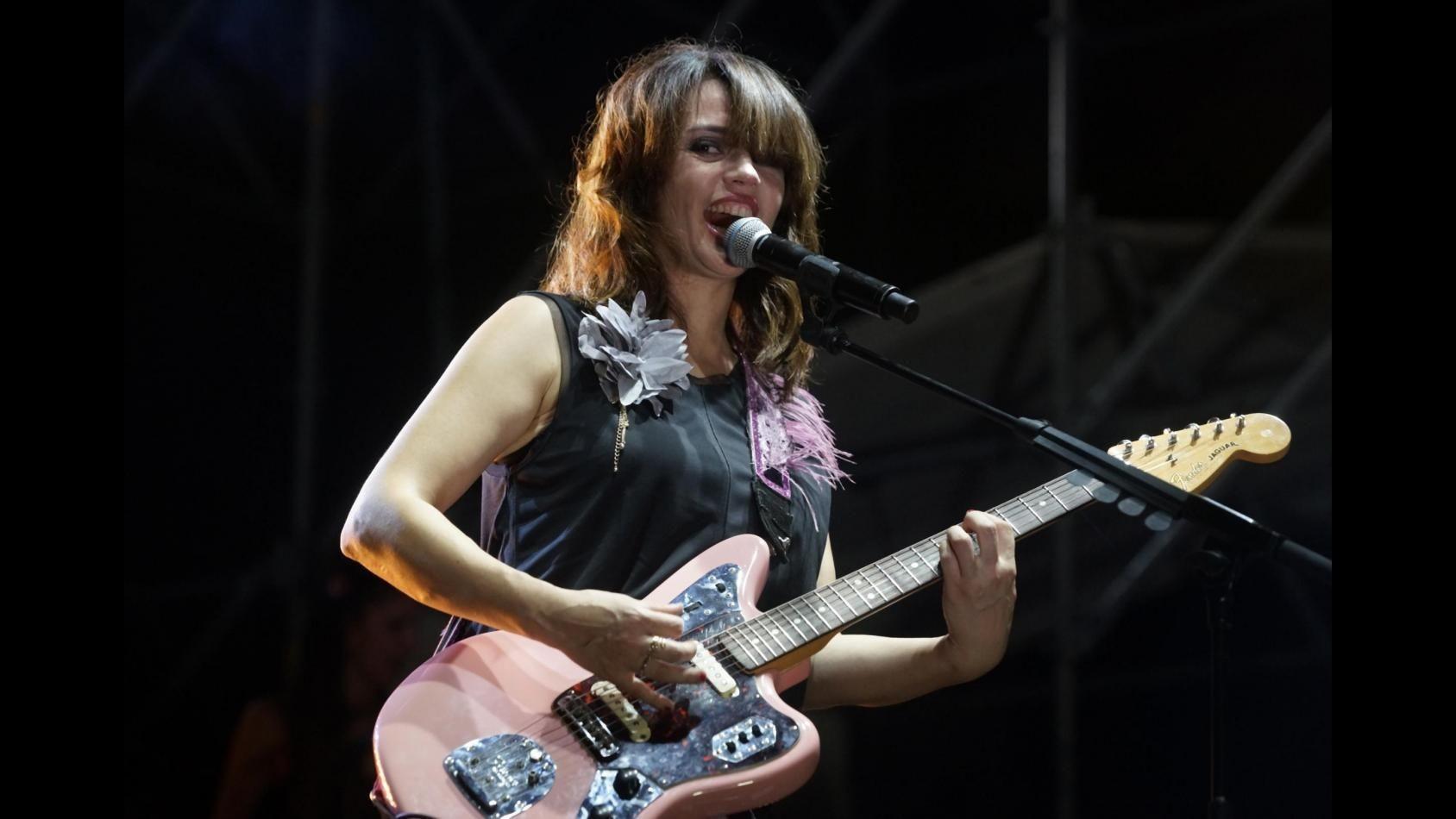 Carmen Consoli conquista il Meltdown Festival di Londra