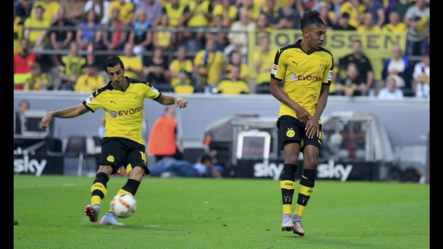 Bundesliga: Borussia Dortmund cala poker ad Ingolstadt