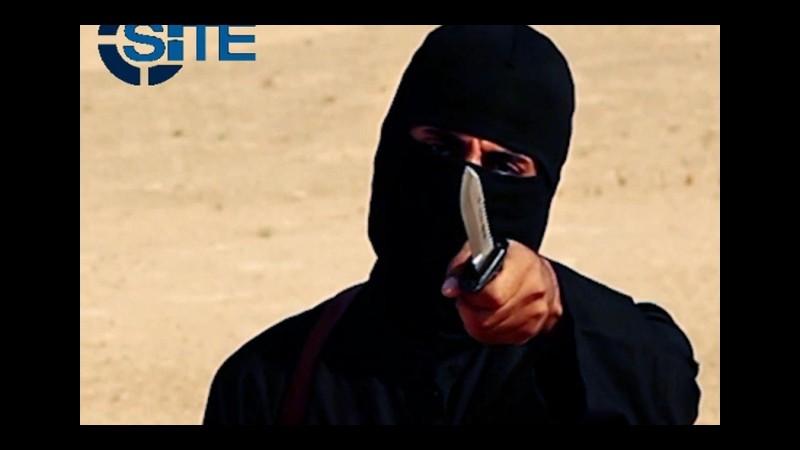 Video di Jihadi John: Tornerò nel Regno Unito col Califfo a tagliare teste