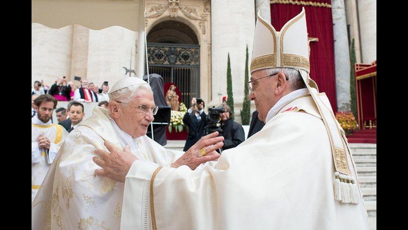 Vaticano, oggi compleanno Benedetto XVI, Papa: Auguri gioia e felicità