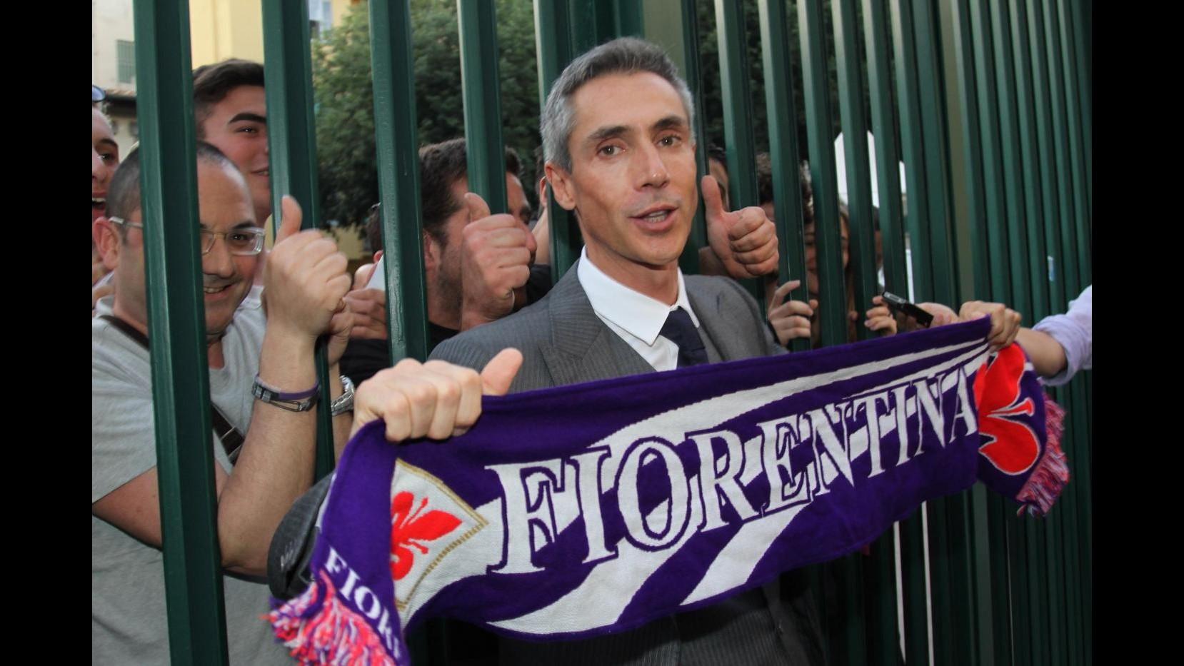 Paulo Sousa: Fiorentina pronta per sfida con Milan straordinaria