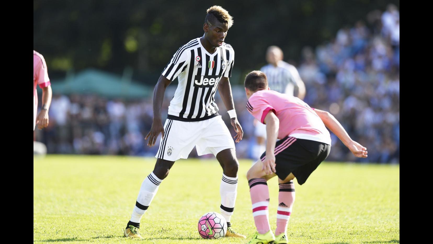 La Juventus dice no ai 95 milioni del Chelsea per Paul Pogba