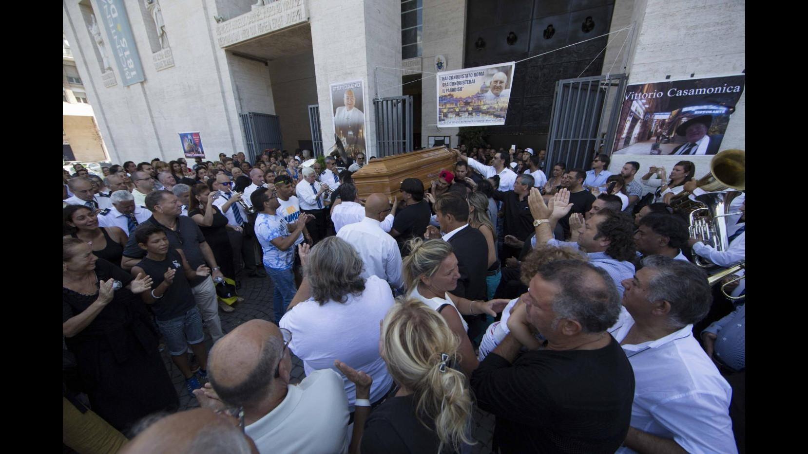 Funerali Casamonica, agenzia pompe funebri: organizzato noi funerale