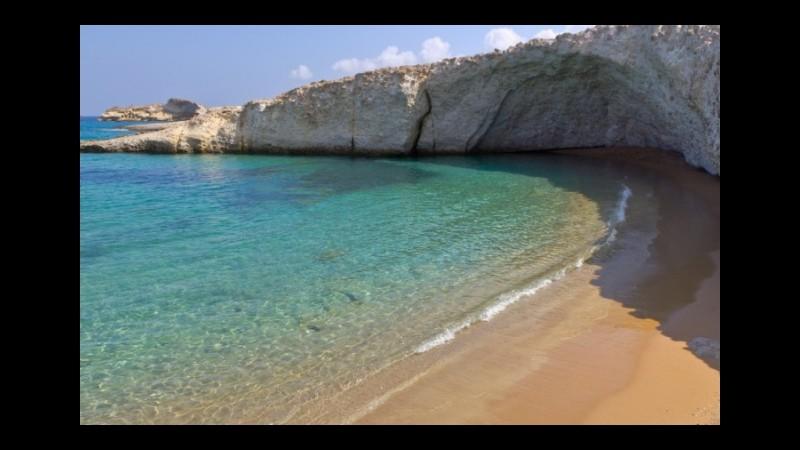 Grecia, turismo in crescita nel primo semestre, +20,8% su anno