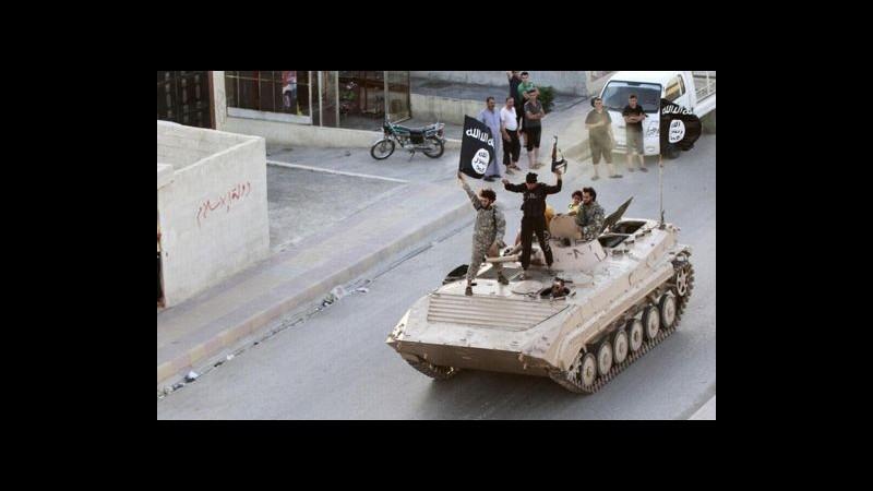 La furia dell'Isis distrugge un monastero nella provincia siriana di Homs