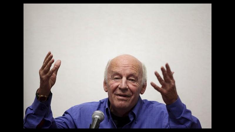 Letteratura, morto a 74 scrittore uruguaiano Edoardo Galeano