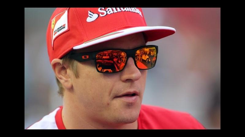 Raikkonen: Faremo grandi cose in futuro, buon rapporto con Vettel