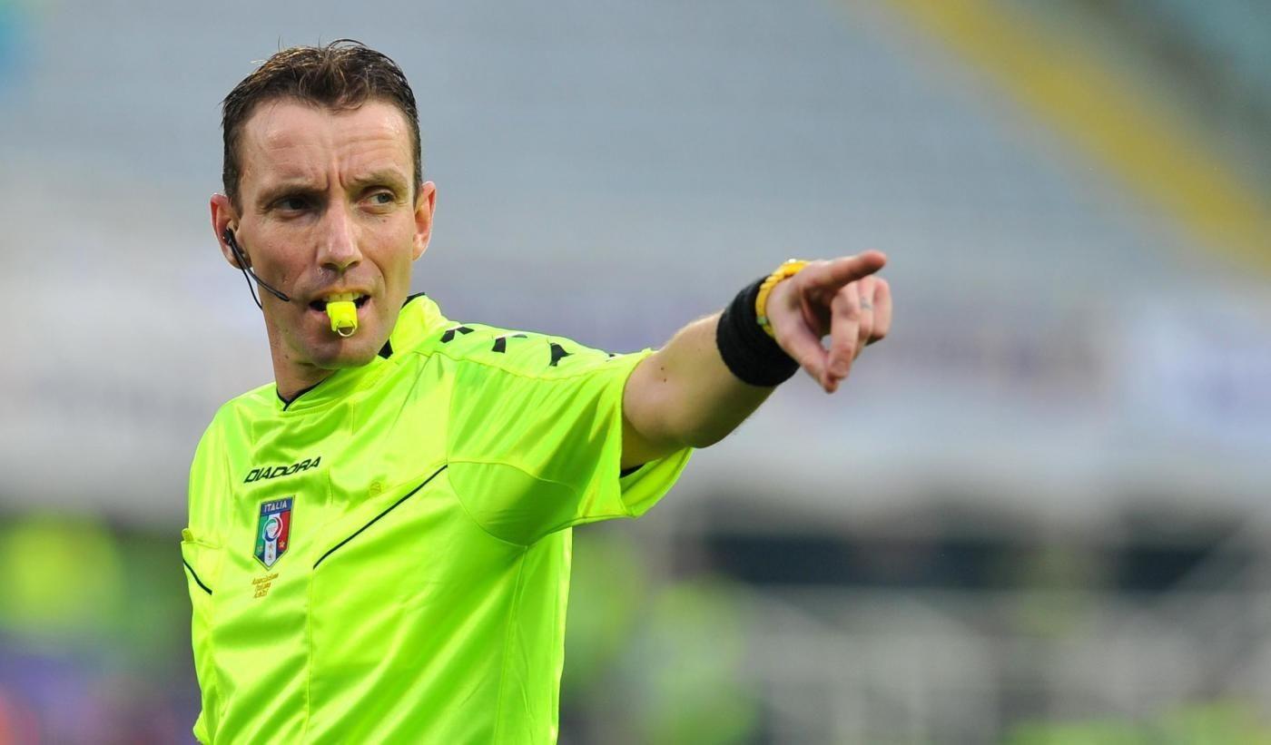 Arbitri Serie A: Mazzoleni per Juve-Udinese, Milan a Valeri