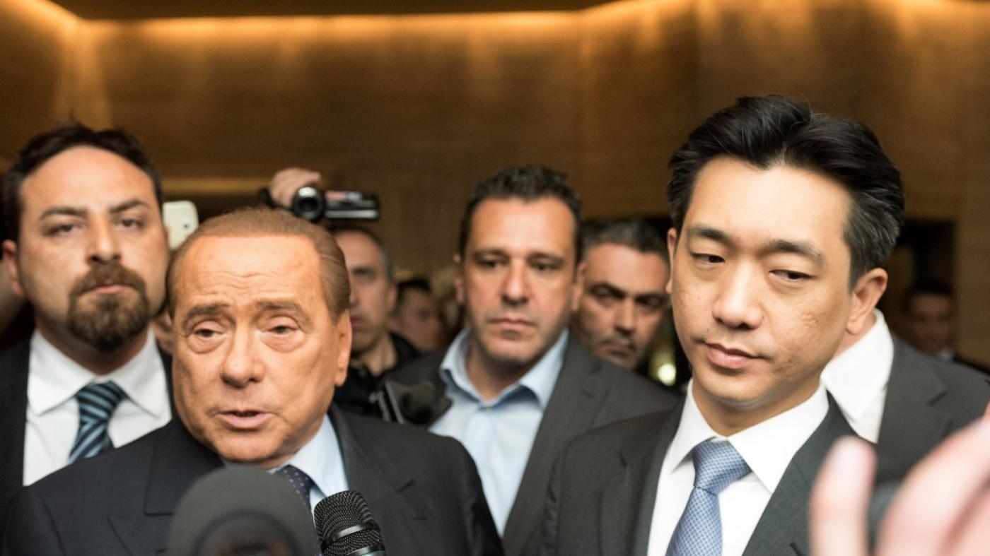 Calcio, Berlusconi: Pronto a vendere Milan solo per riportarlo dove merita