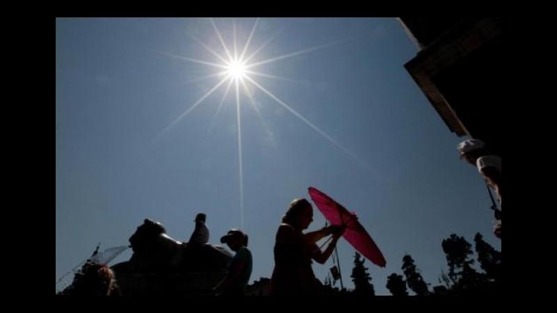 Meteo, da domani torna il sole e risalgono le temperature
