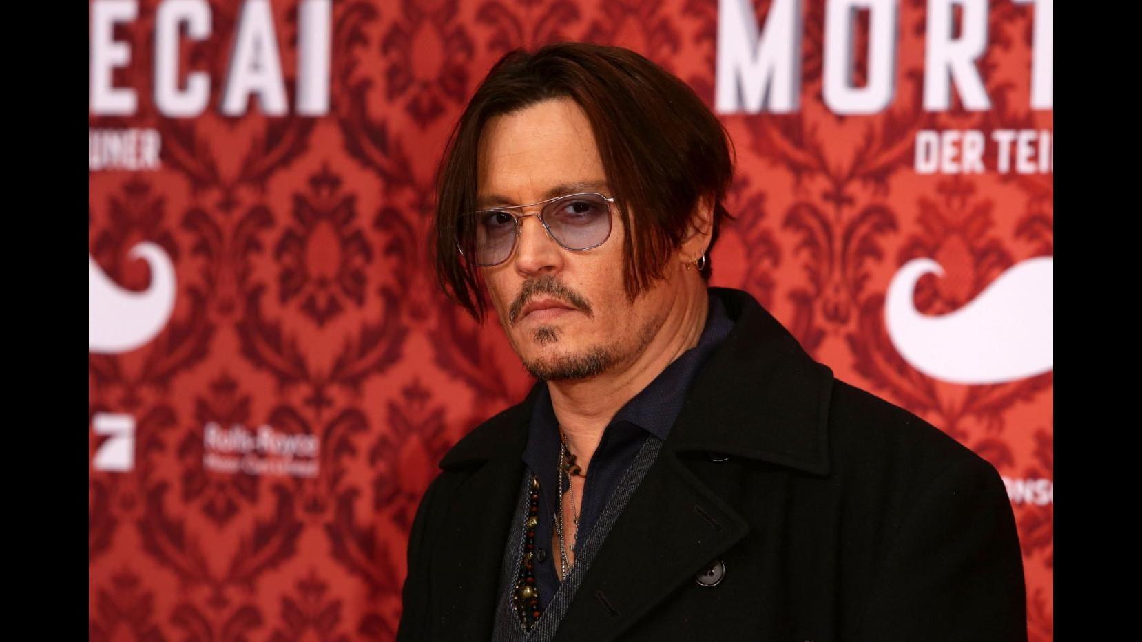 Australia, nessuna quarantena per cani Johnny Depp: condannati a morte