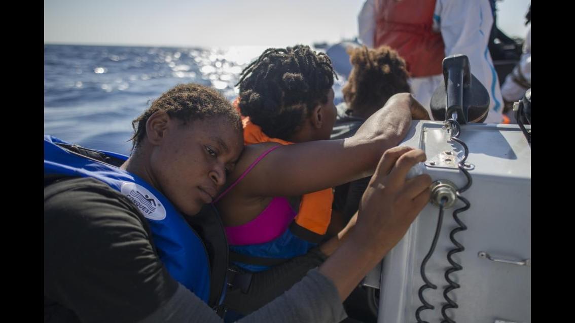 Migranti, procuratore Scalia: Business da milioni, impossibile da tracciare