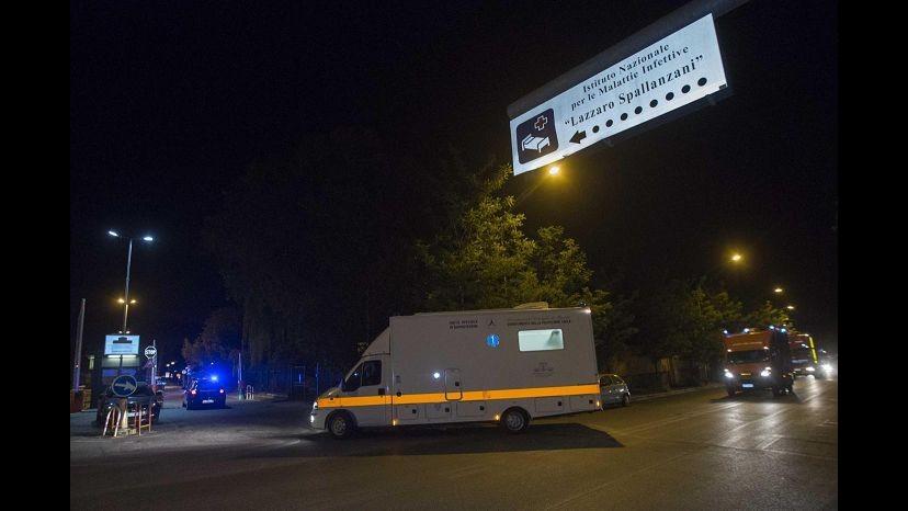 Ebola, 'bio-contenimento': ecco trasporto in massima sicurezza