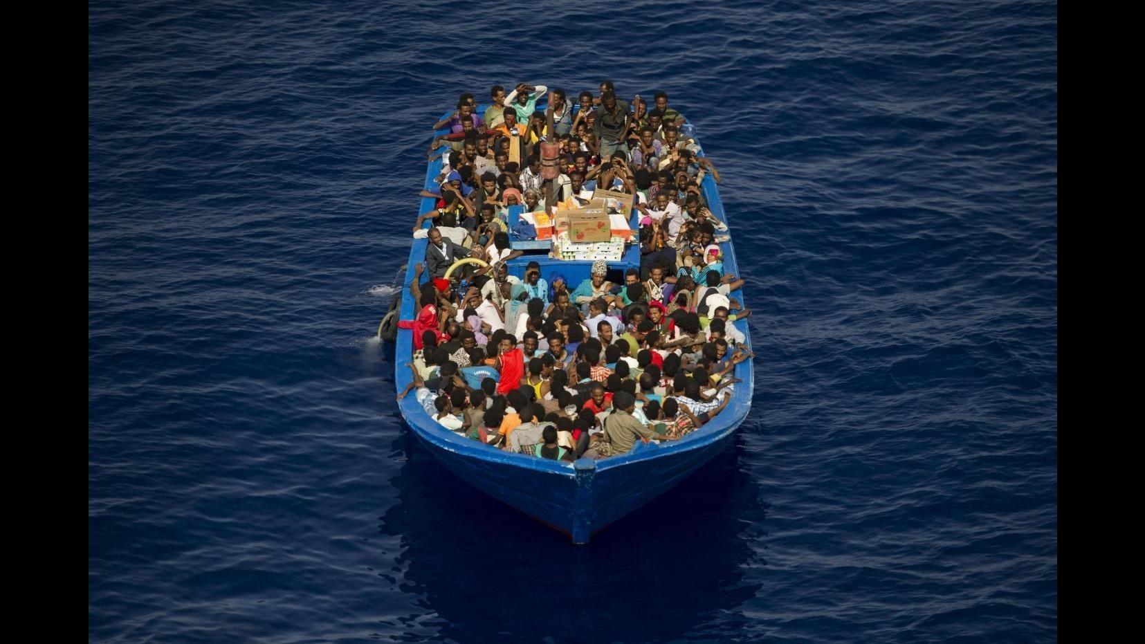 Immigrazione, Unhcr: Mancanza aiuti ha costretto siriani a partire