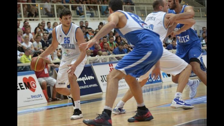 Basket, Europei: Italia soffre ma doma l'Islanda 71-64, 21