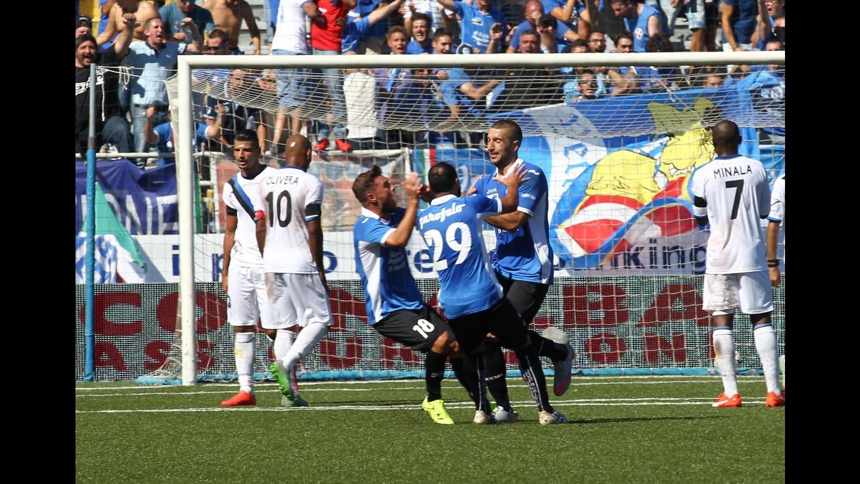 Serie B, la prima giornata: il Livorno ne fa 4 al Pescara
