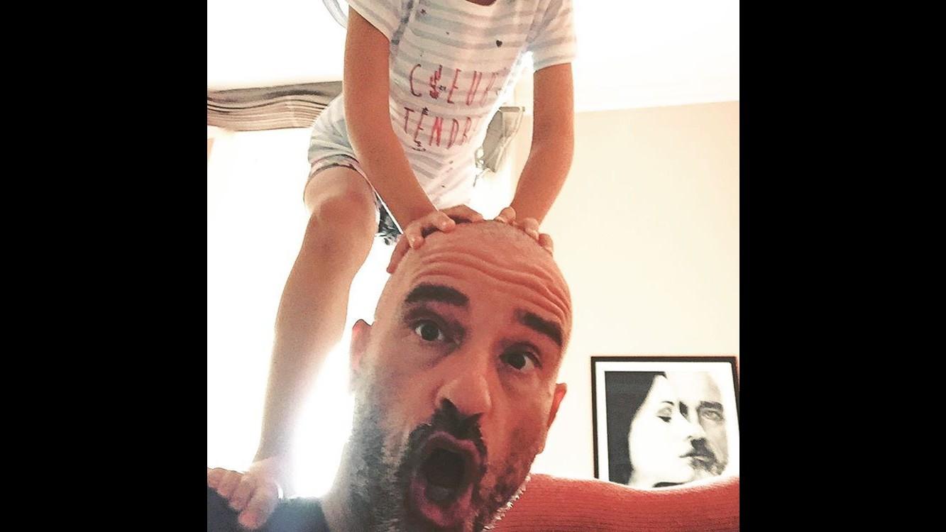 Eros Ramazzotti: Per restare in forma mi basta fare il papà