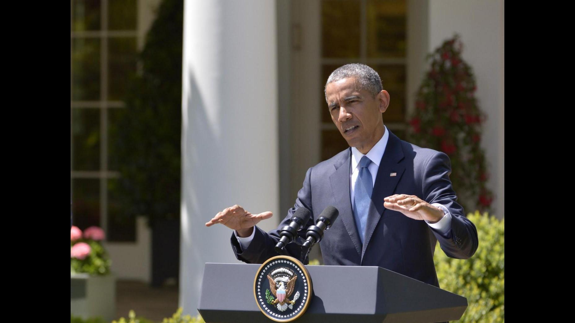 Baltimora, Obama: Vitale che si sappia verità e si faccia giustizia