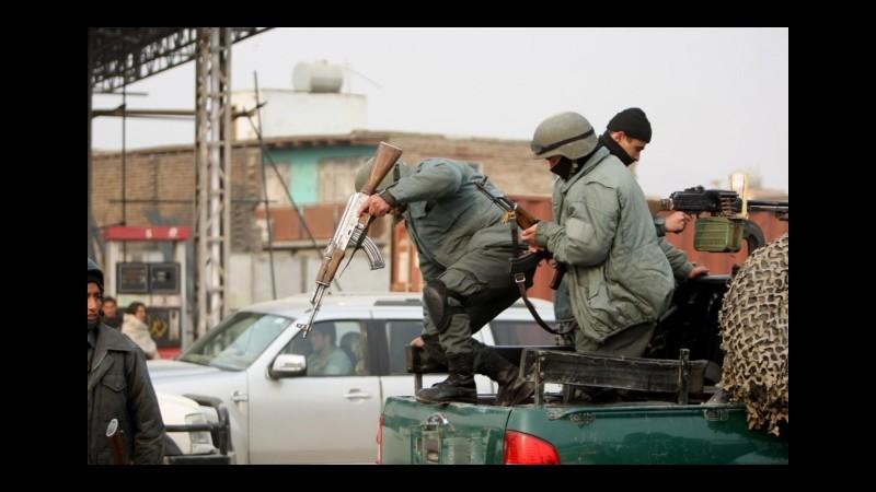 Iraq, rapiti da uomini armati diciotto lavoratori turchi nella città di Baghdad