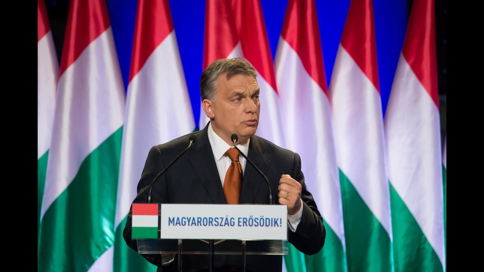 Ungheria, Orban a Schulz: Nessun piano per pena di morte