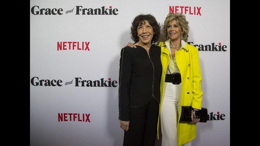Su Netflix 'Grace and Frankie', serie tv con Jane Fonda e Lily Tomlin