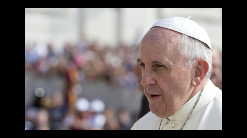 Papa: Non basta l'osservanza esteriore della legge per essere buoni cristiani
