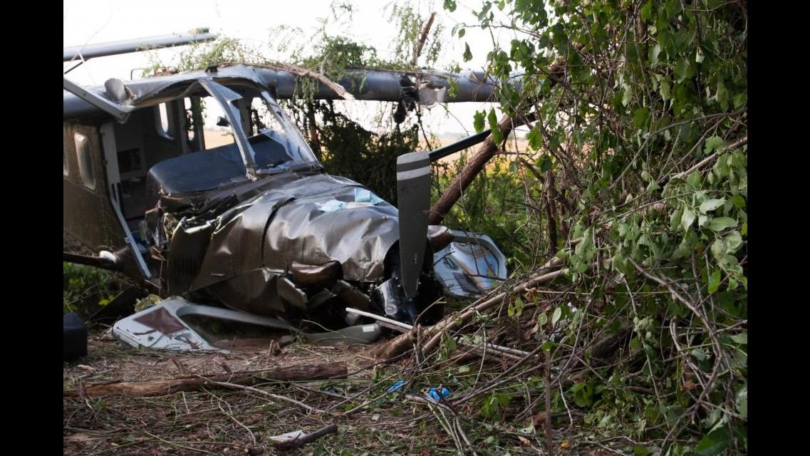 Aereo da turismo cade dopo il decollo a Casale Monferrato: undici persone ferite