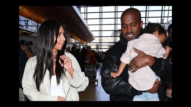 Kim Kardashian di nuovo incinta, l'annuncio durante il suo reality
