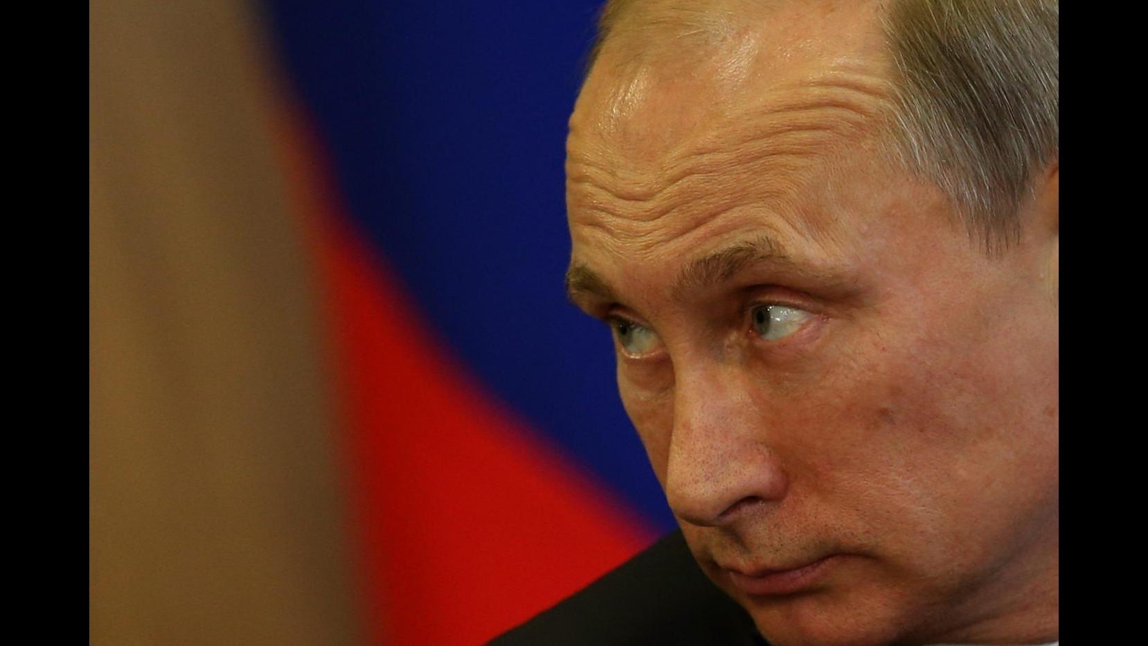 Russia ammette: Lista nera politici Ue è risposta a sanzioni