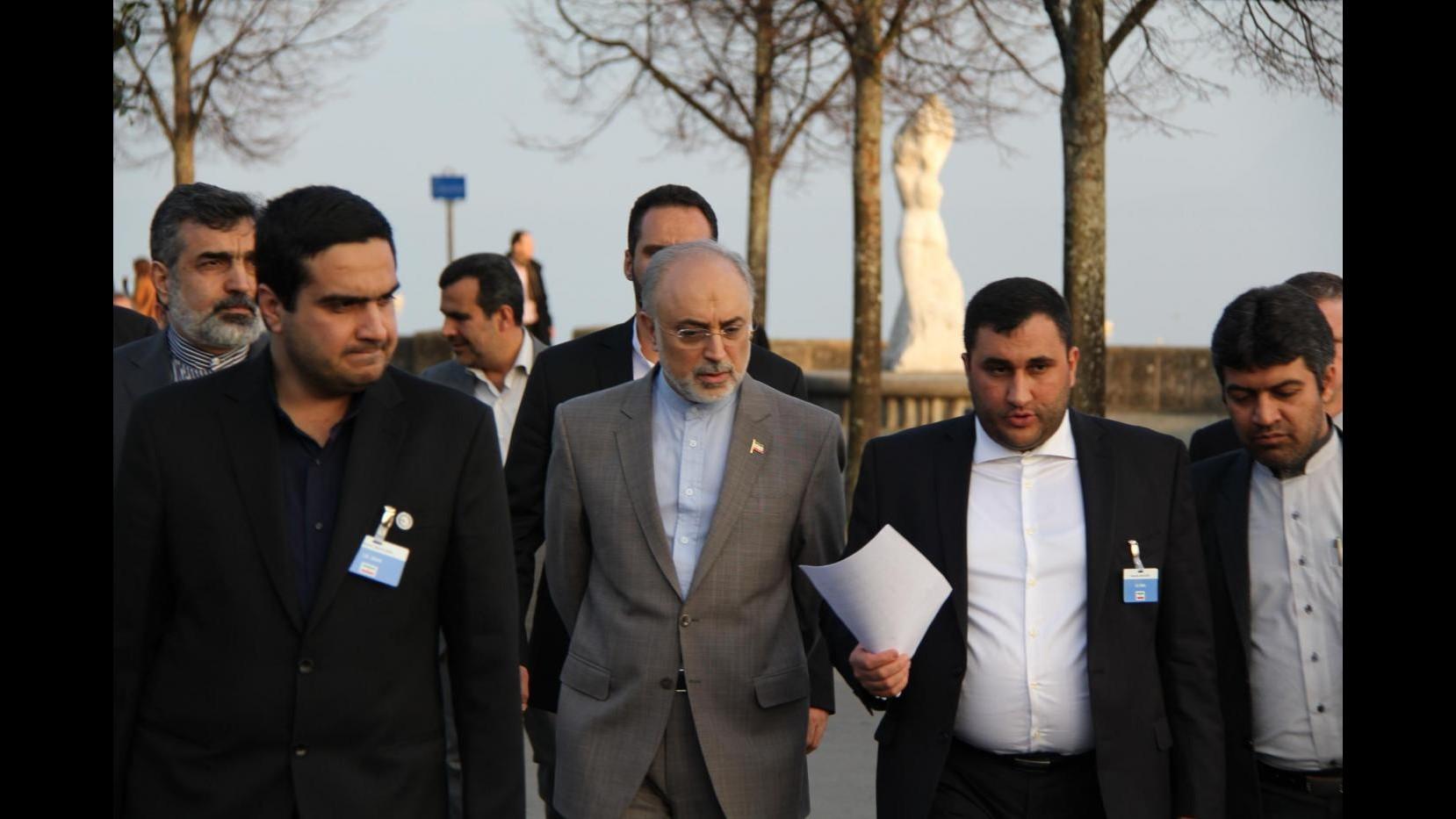 Iran, Kerry e Zarif a Ginevra per spinta su accordo entro scadenza