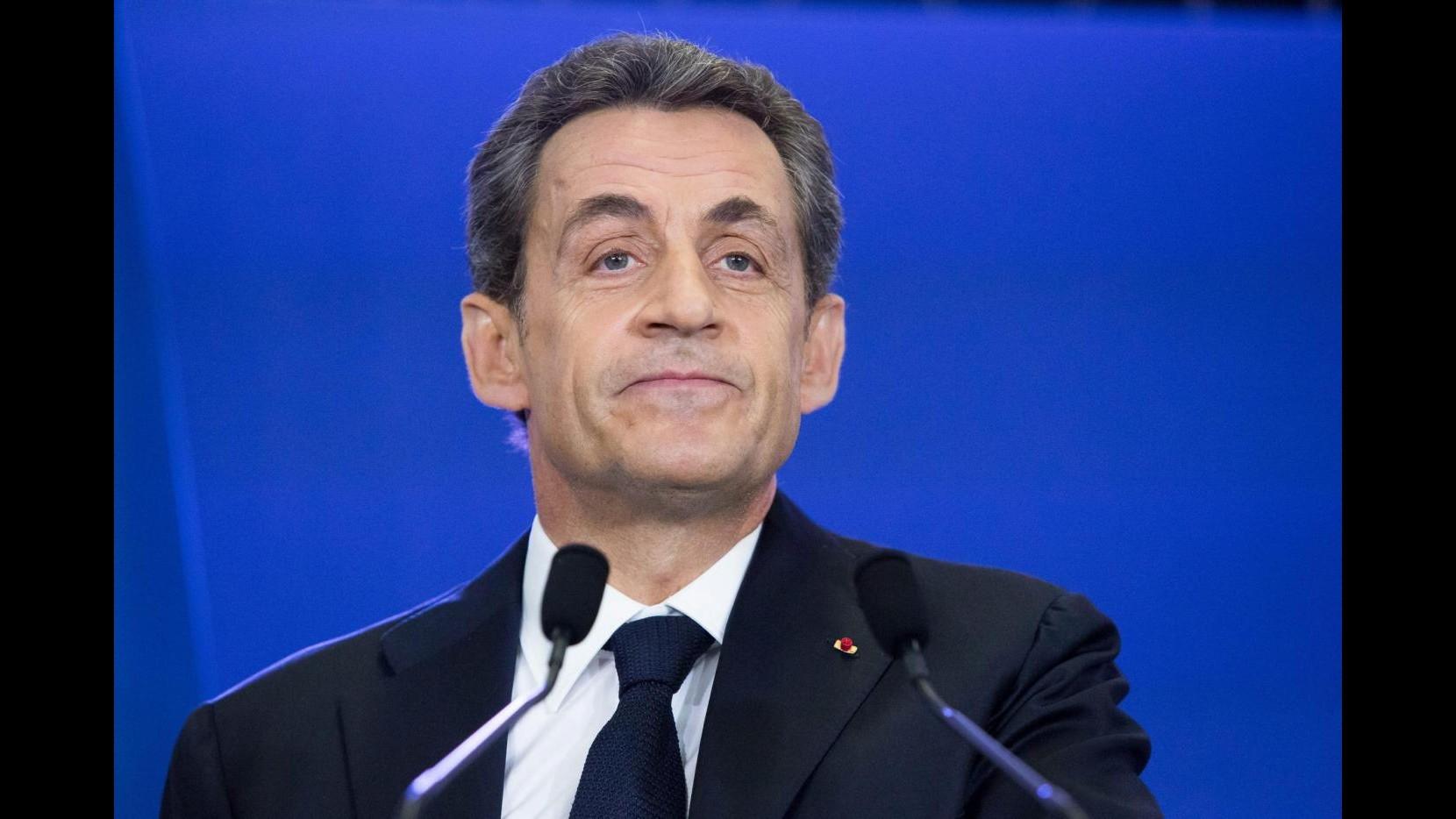 Francia, Ump di Sarkozy cambia nome: da ora 'Les Republicaines'