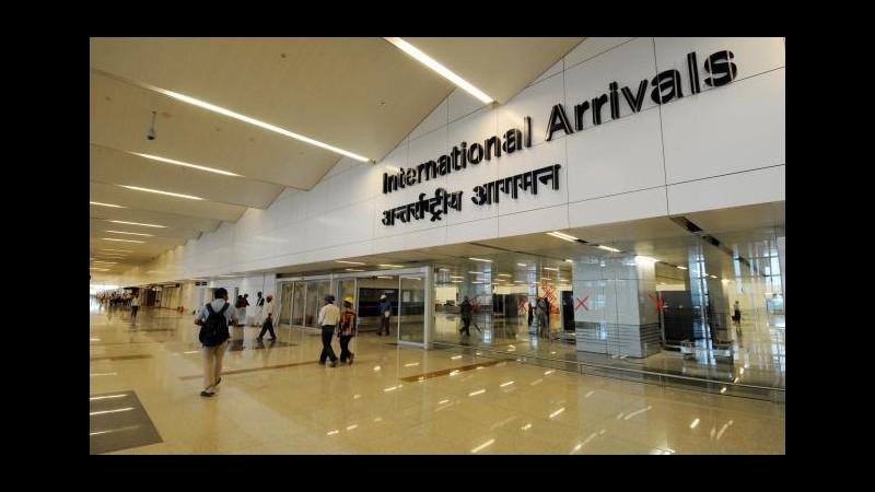 India, contenuta fuga radioattiva in aeroporto Nuova Delhi: 2 ricoveri