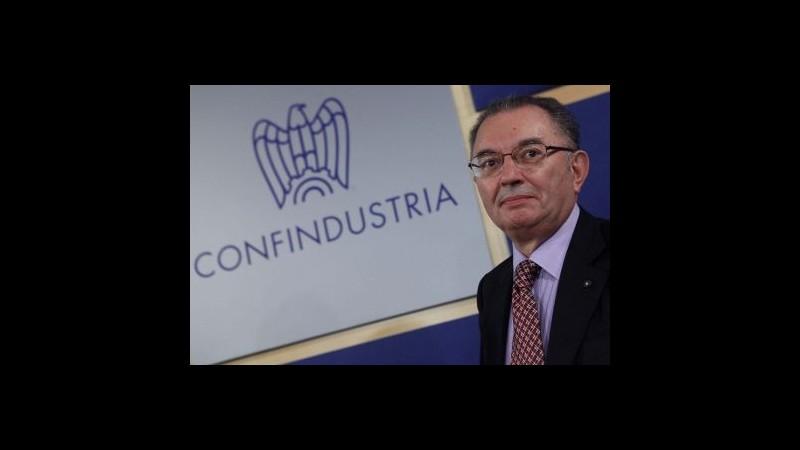 Pil, Confindustria alza stime (+1% 2015); Squinzi, puntare 2%