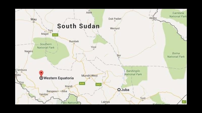 Sud Sudan, autocisterna esplode dopo uscita di strada: 100 morti
