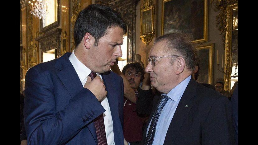 Renzi scrive a Squinzi: Vediamo i segni della svolta, Governo condivide impegno per manifatturiero