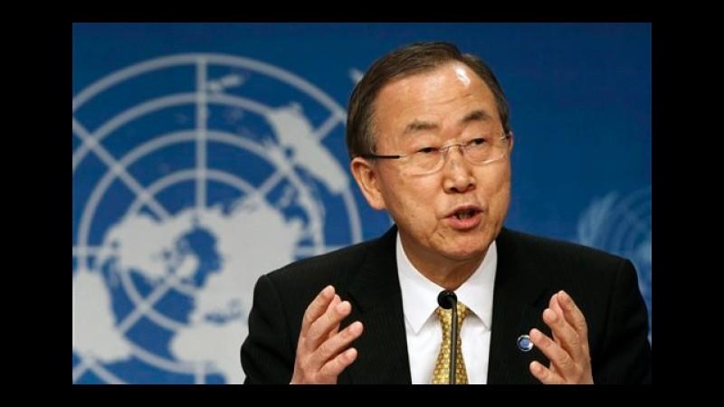 Burkina Faso, Ban Ki-moon: Oltraggiato da arresto di presidente e premier