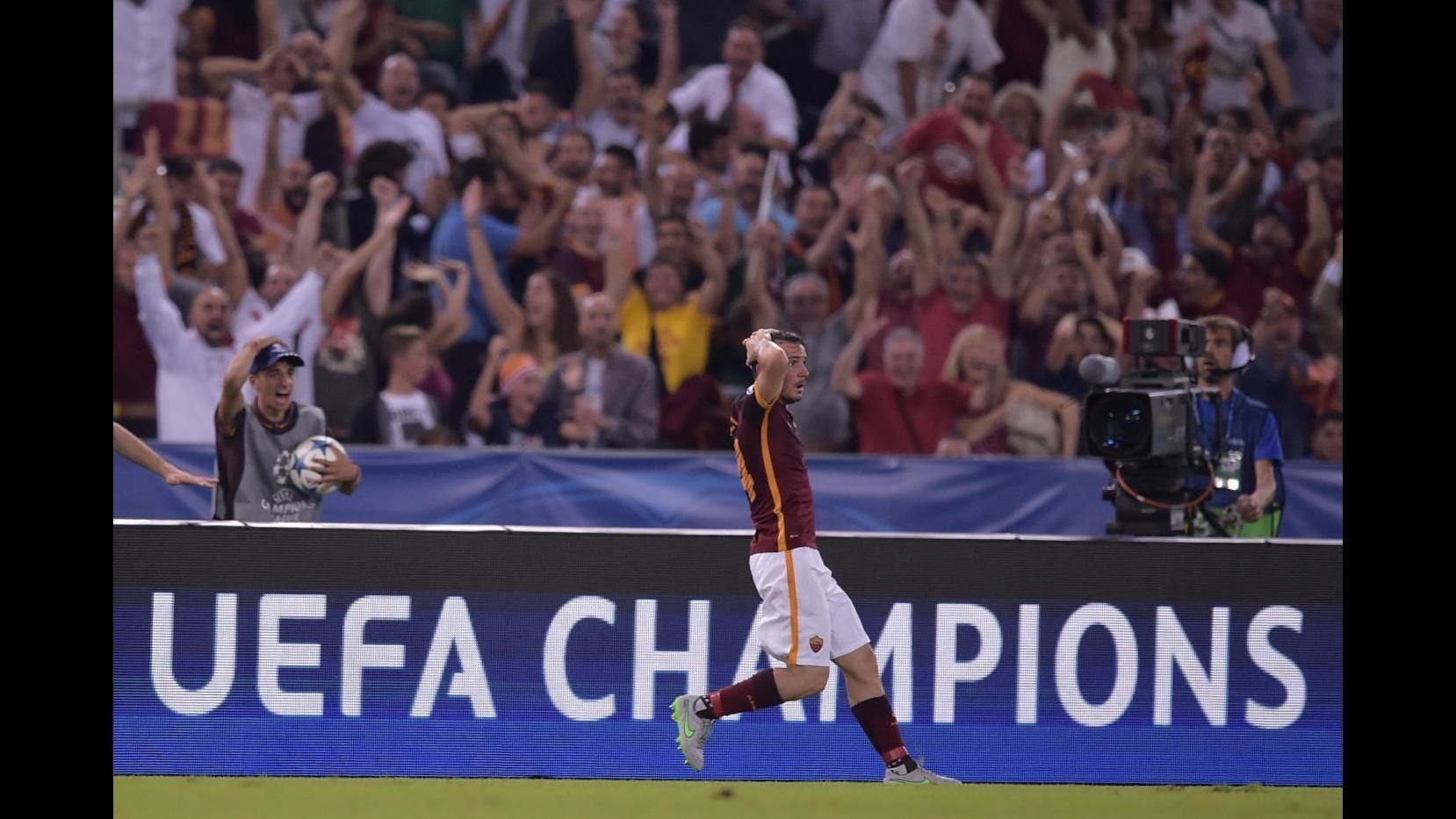 Florenzi: Sono emozionato, è un gol da mani nei capelli