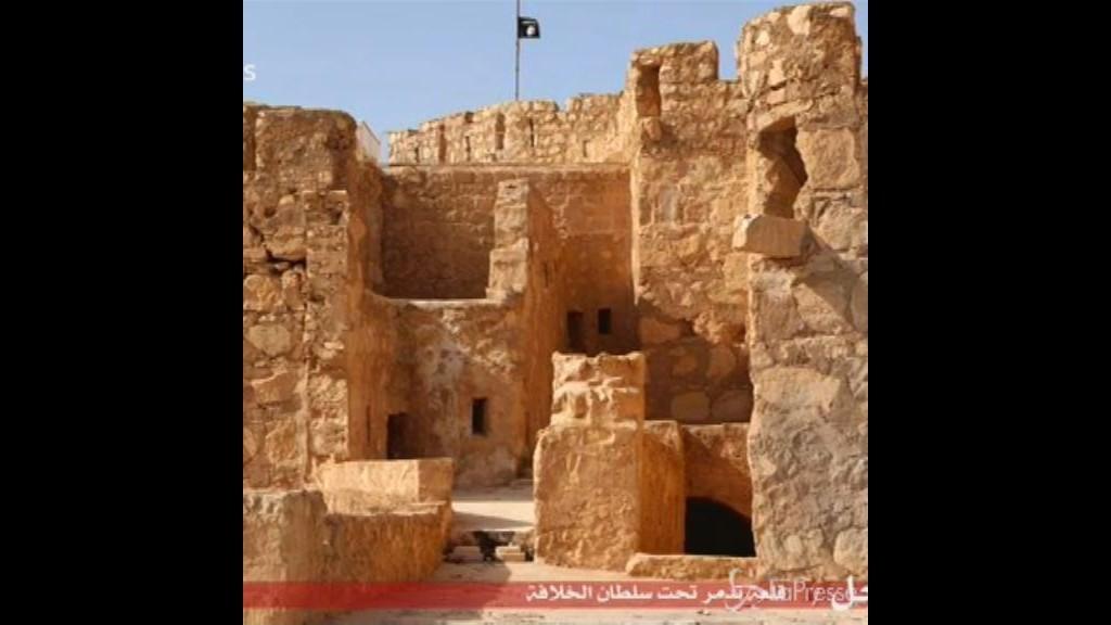 Raid aerei siriani su Palmira, quattro morti